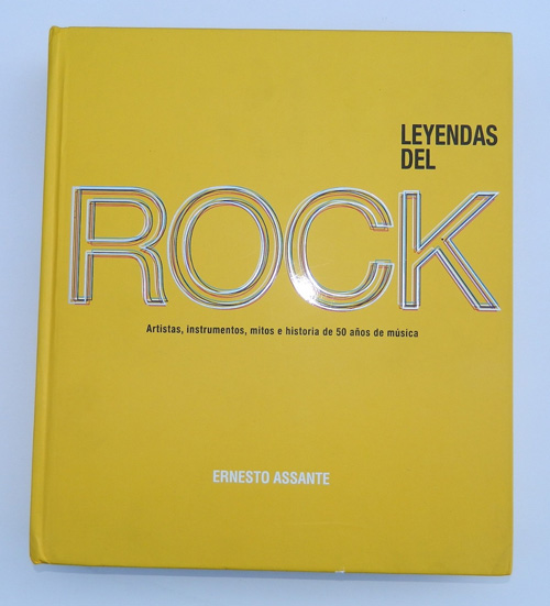 libro de rock