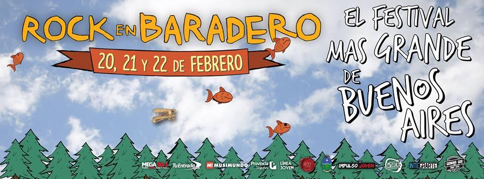baradero rock 2015