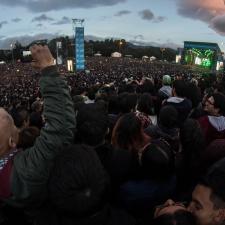 Rock en Bogotá